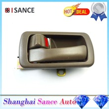 ISANCE Interior Inside Door Handle Front or Rear Left Driver Side LH 69206-32070 For Toyota Camry 1992 1993 1994 1995 1996(China)
