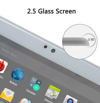 Super 2.5D Tempered Glass IPS 10 Inch Tablet PC 6GB RAM 64GB ROM Octa Core 3G 4G LTE FDD Dual Sim Cards Android 9.0 Tablets 10.1
