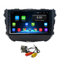 Android 8.1 Car VIDEO GPS For Maruti Suzuki Brezza Vitara Car GPS Audio Headunit GPS DSP IPS Panel