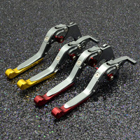 Brand CNC Aluminum Extendable Foldable Six Speed Adjustable Motorcycle Brake Clutch Levers Universal For Honda MSX125
