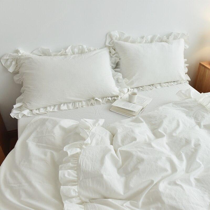 biancheria da letto di loto-acquista a poco prezzo biancheria da ... - Copripiumino Bianco E Rosa