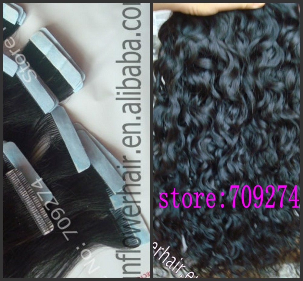 Curly Tape Hair Extensions In Malaysian Curly Hair Extensions Great