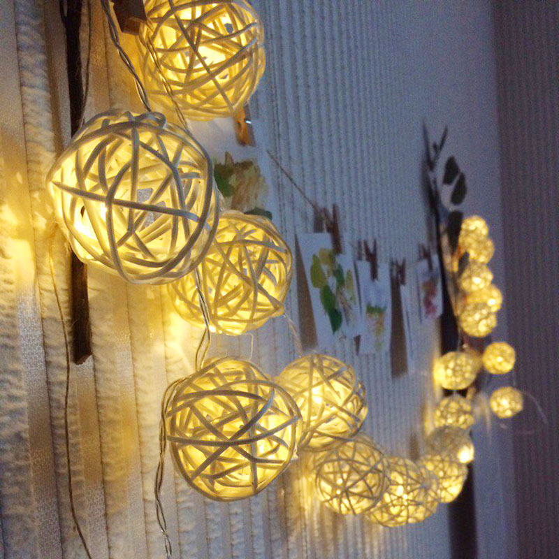 led holiday night light strip string lighting light ball lamp decoration (12)