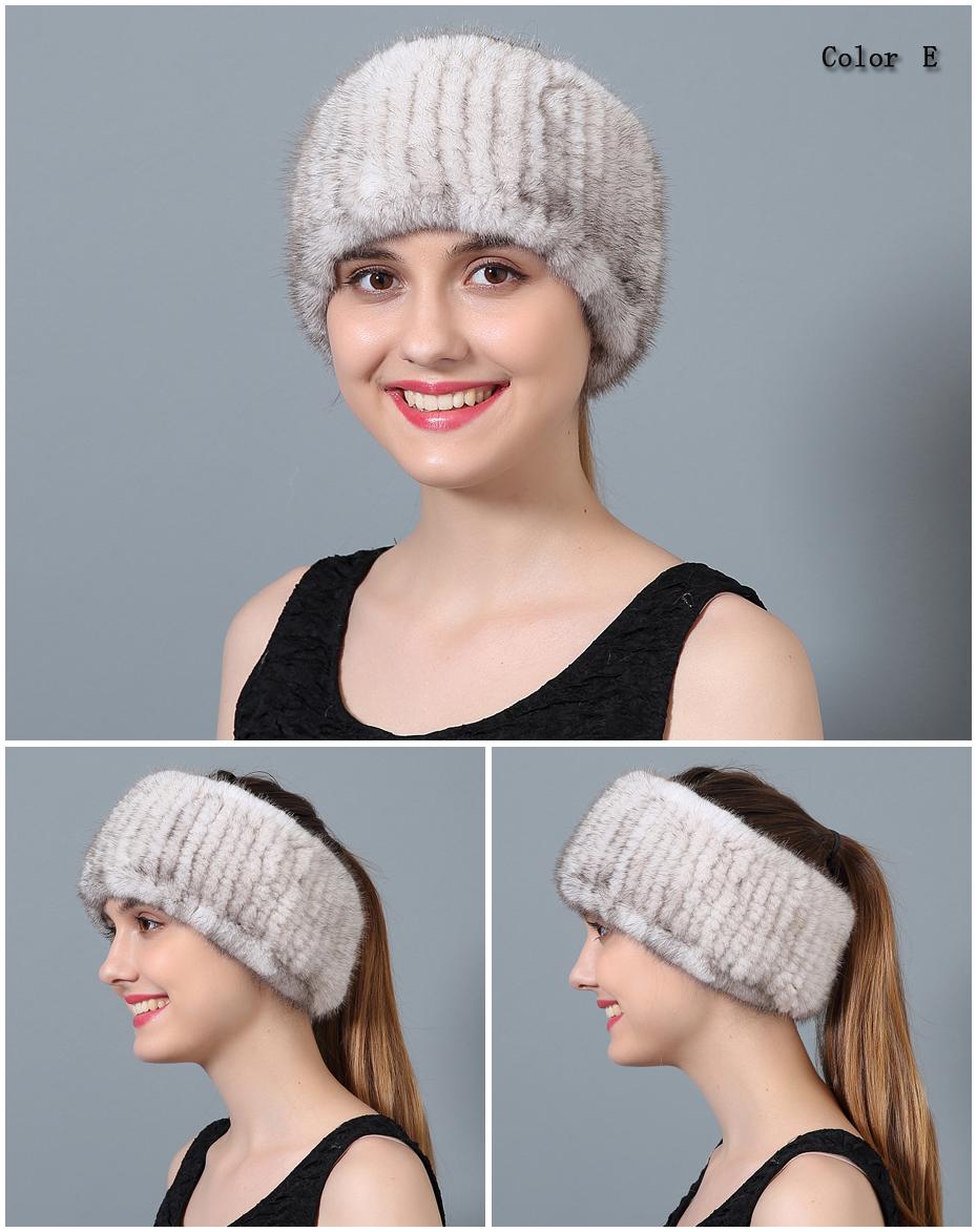 ใช้หมวกผ้าพันคอผ้าพันคอขนสัตว์ฤดูหนาวหญิงของแท้หมวกขนสัตว์ 2018 Pulau ใหม่ล่าสุด 17