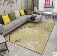 4000*3000mm Nordic Style Carpet For Living Room Geometric Floor Mat Anti-Slip Bedroom Sofa Table Kids B