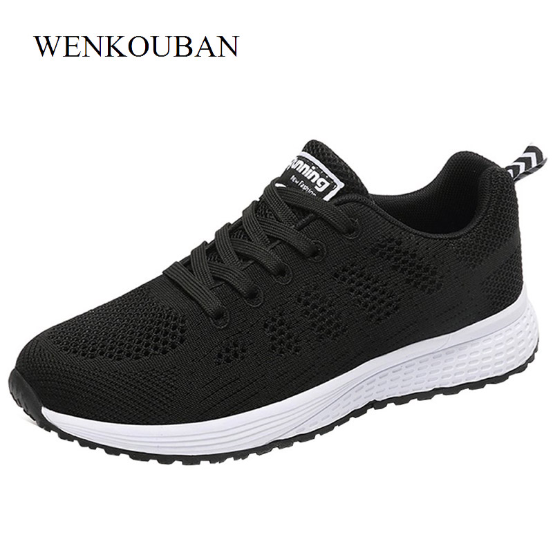 Fashion Sneakers Women Vulcanize Shoes Trainers White Sneakers Autumn Shoes Basket Femme Breathable Tenis Feminino Zapatos Mujer все цены