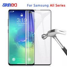 Tempered Glass For Samsung S10 S10e S9 S8 Plus S7 S6 Edge Protective Glas Screen Protector On Galaxy 10s 8s 9s 7s S 9 8 7 6 Film