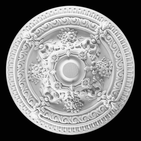 Superb Dekorative Decke Rose Pendent Lampensockel Panel Decke Platte Dekoration  Rosette PU