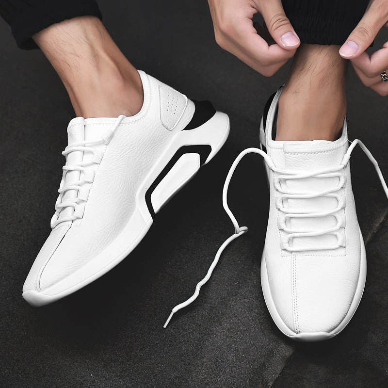 Hot Sell Vulcanize Shoes Men Casual Outdoor Damping Sneakers Men Male Footwear Vulcanize Shoes