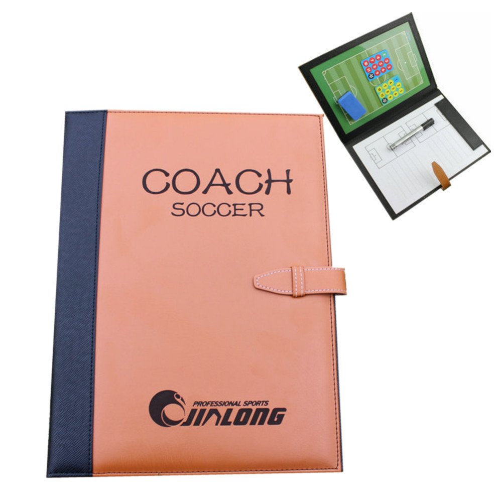 2018 New Design Football Magnetic Football Coach Board Training Tactical Board Soccer Ta ...