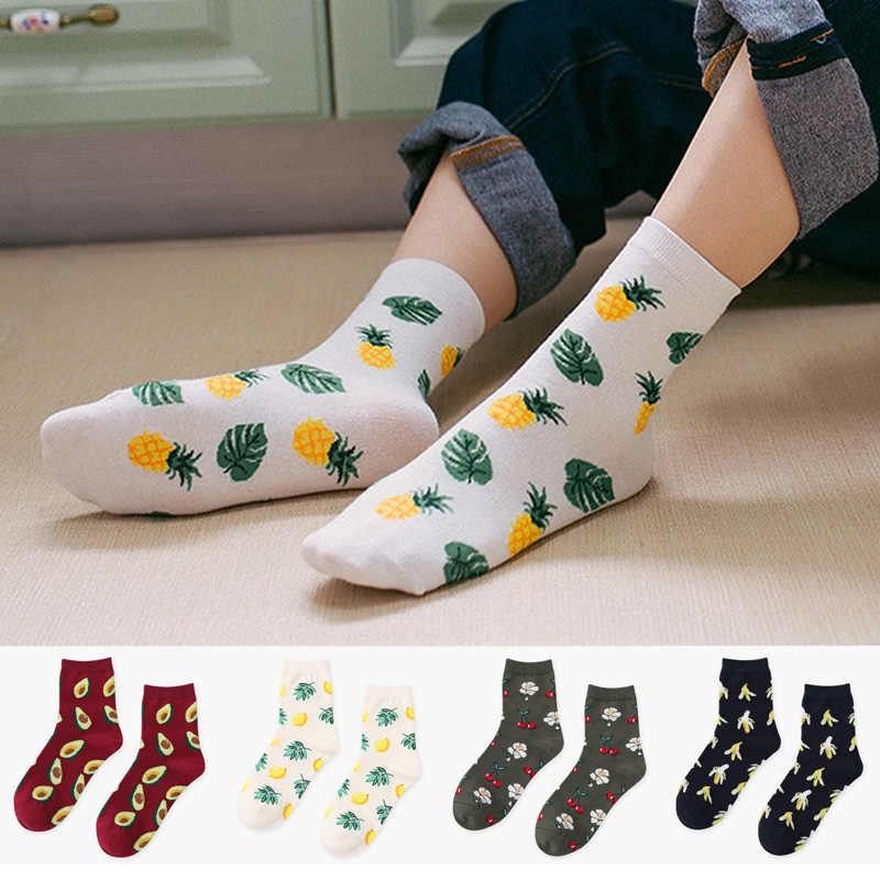 Fruits Print Pregnant Socks Casual Fashion Women Girl Sock Female Adult Cotton Short Socks Sokken Meias Tights Hosiery Aliexpress