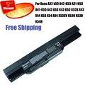 Для asus Батареи Ноутбука для Asus A32 k53 A42-K53 A31-K53 A41-K53 A43 A53 K43 K53 K53S X43 X44 X53 X54 X84 X53SV X53U X53B X54H