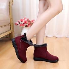 Niz-Winter Ankle Boots