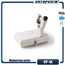 CP-1A портативный Lensmeter ручной объектив метр lensmeter lensometer портативный focimeter