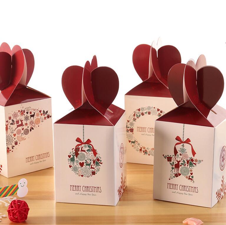 cm nuevo diseo feliz navidad caja de papel cajas de galletas