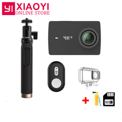 Xiaomi YI 4K+ Action Camera Amba H2 SOC Cortex-A53 4K/60fps 12MP 2.19