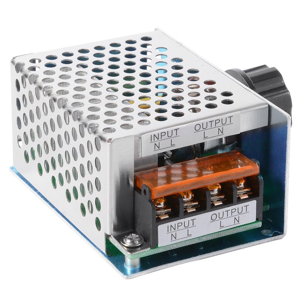 Achetez en gros r gulateur de vitesse pour moteur for Controleur de tension electrique