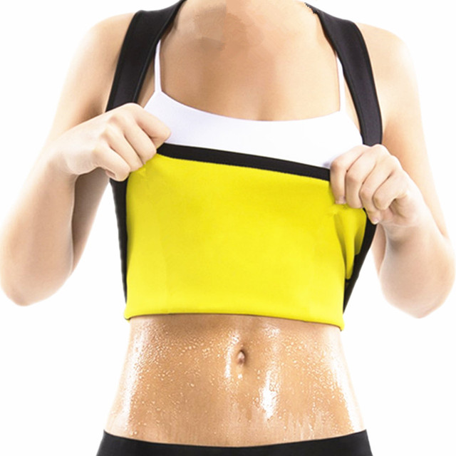 Women Sauna Sweat Body Shaper Abdomen Reducer Belly Trimmer Burner Calories Off Weight Loss Neoprene Underwear Slimming Corsets