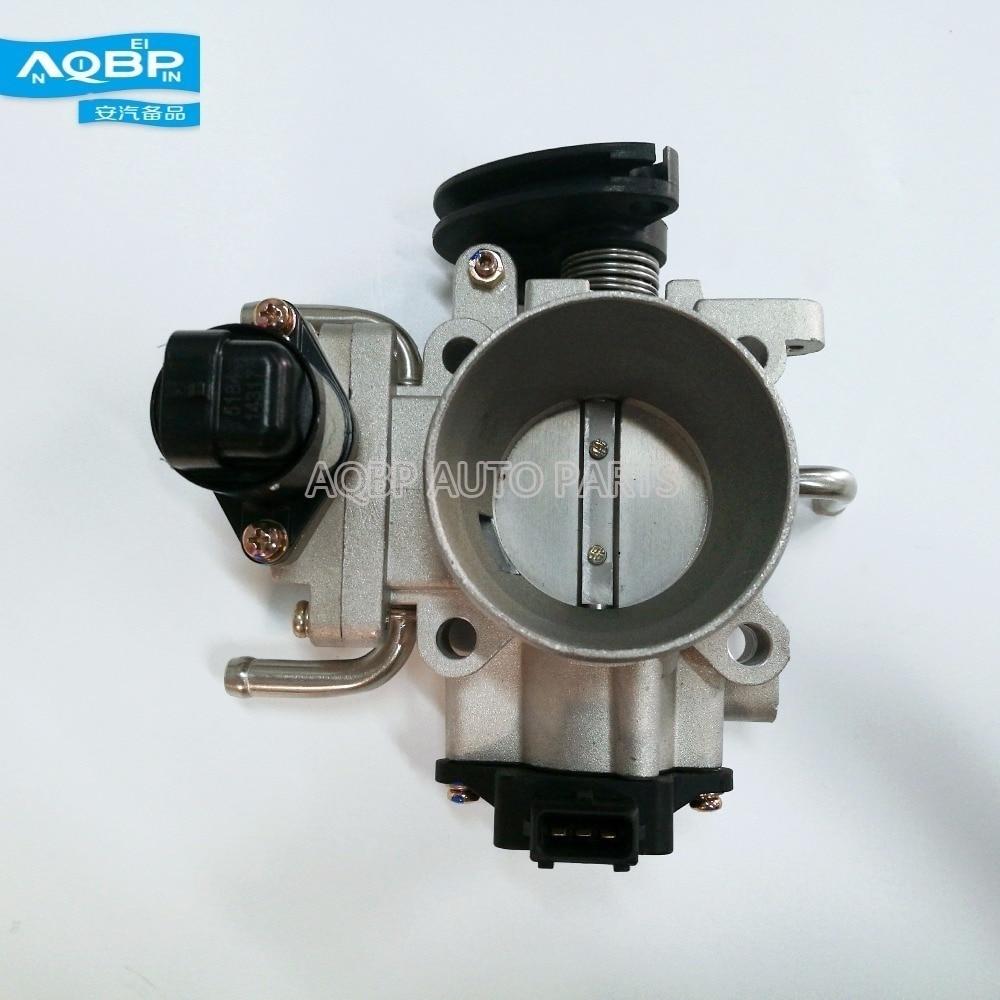 Car Parts OEM number S1008L21153-00026 J for AC J3 4G93 Throttle Body Parts