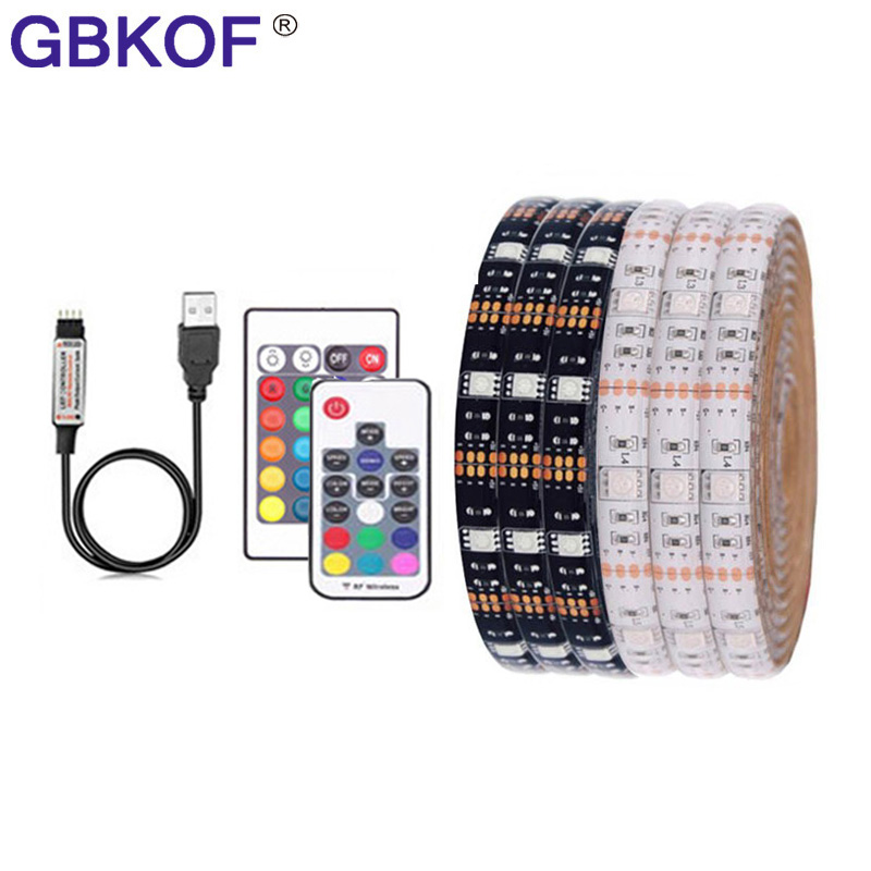 usb-rgb-led-strip-waterproof-5v-5050-smd-rgb-usb-led-strip-light-dimmable-ribbon-tape-led-lamp-17key-44key-24key-3key-remote