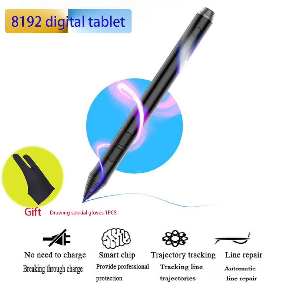 VEIKK A50 stylo tablette Animation dessin tablette 10x6