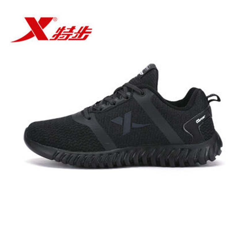 XTEP Brand 2017 new Breathable Running for Women Shoes Athletic Sport free shipping Sneakers new hot sale children shoes comfortable breathable sneakers for boys anti skid sport running shoes wear resistant free shipping