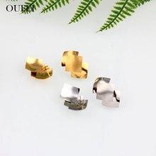 OUFEI Stainless Steel Earrings For Women Charm EarringsJewelry Accessories Woman  Korean vogue 2019 Process Build