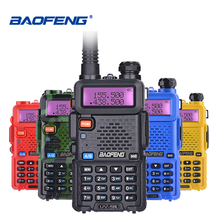 Baofeng UV 5R Walkie Talkie UHF VHF Hunting Radio Baofeng UV 5R Ham Radio Station Handheld Cb Radio Comunicador Transceiver UV5R
