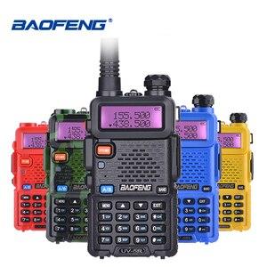 Image 1 - Baofeng UV 5R Walkie Talkie UHF VHF Jagd Radio Baofeng UV 5R Ham Radio Station Handheld Cb Radio Comunicador Transceiver UV5R
