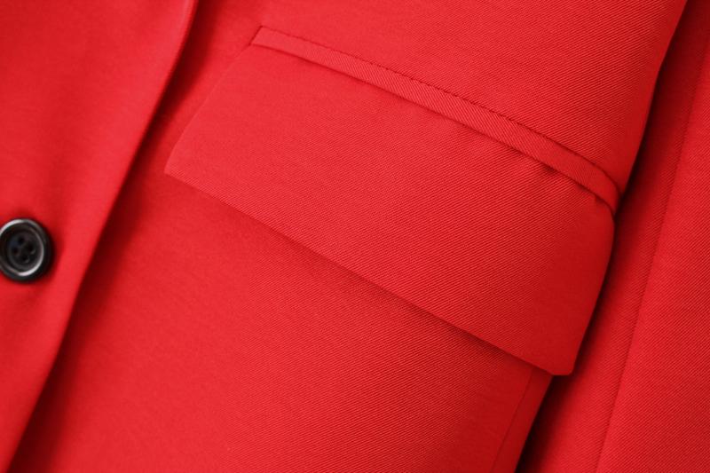 Red Blazer 19