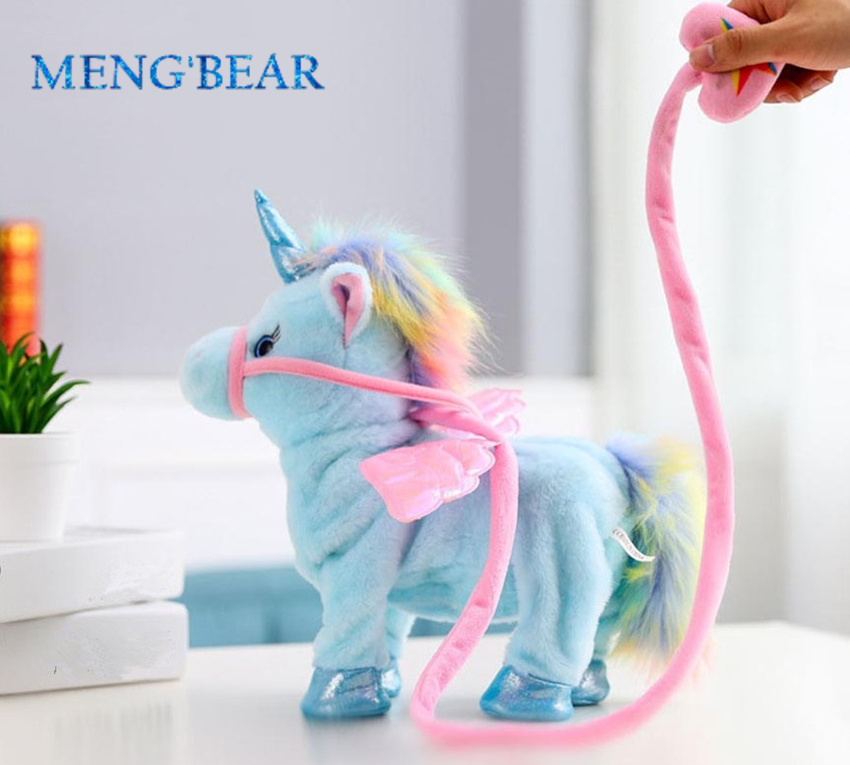 Electronic Pets Electronic Toys Hiinst Electric Cartoon Pig Cat Plush Toys For Kids Jump Toy Kid Educational Toys For Childrenfor Boys Holiday Gifts