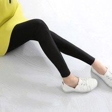 Hosen Mädchen Leggings Getry Glanz Hosen Leguins Meninas Meisjes Baby Leggings Dünne Elastische Kleidung Für Kinder Kinder 5-10T