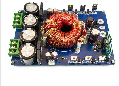 ФОТО New Type B1:1200W DC12V to DC52V Switching boost Power Supply board DIY CL120