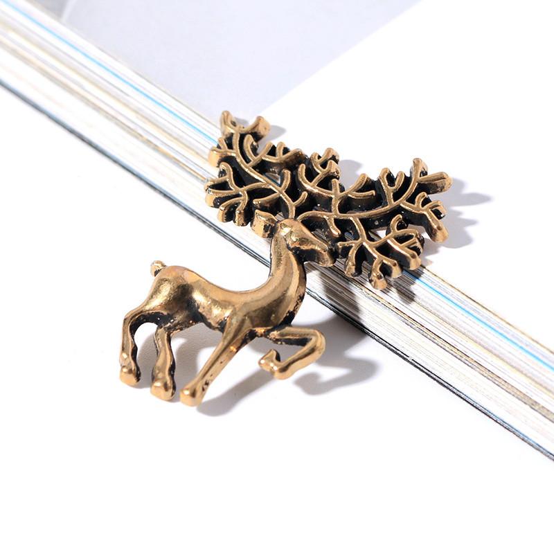 deer brooch pins4