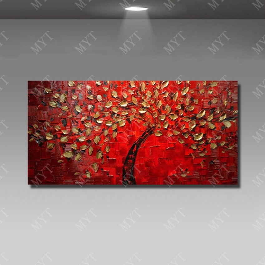 DHH0013-1--100-hand-painted-art-abstract-oil-painting-palette-knife-the-modern-home-on-the-canvas-decoration (13)