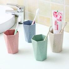 Портативный дорожный набор чашка для зубных щеток контейнер