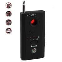 Анти-шпионский детектор ошибок CC308 мини беспроводная камера скрытый сигнал GSM устройство искатель конфиденциальности защита безопасности