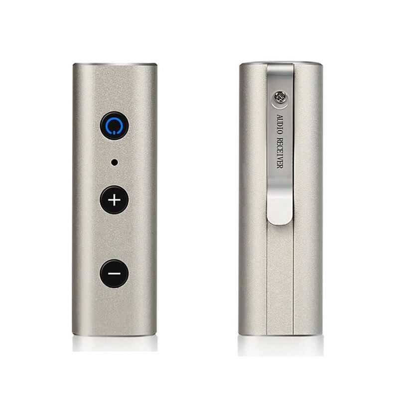 Универсальный 3.5 мм Jack Bluetooth гарнитура для авто приемник аудио адаптер для авто Динамик наушников стерео A8