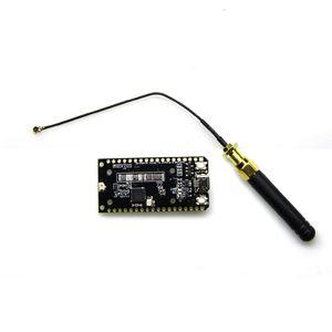 Image 3 - LILYGO®لوحة تطوير هوائي الإنترنت TTGO ESP32 SX1276 LoRa V1.0 868 / 915MHz بلوتوث واي فاي لورا