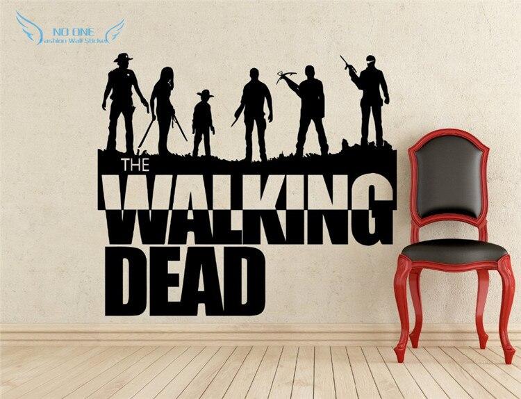 The Walking Dead  vinyl sticker//Decal