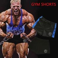 Men S Gyms Shorts Bodybuilding Clothing Men Golds Athlete Fitness Bermuda Weight Lifting Workout Cotton Shorts