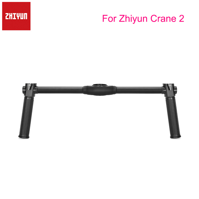 Zhiyun Dual Handheld Grip for Zhiyun Crane 2 Gimbal Stabilizer Extended Handle