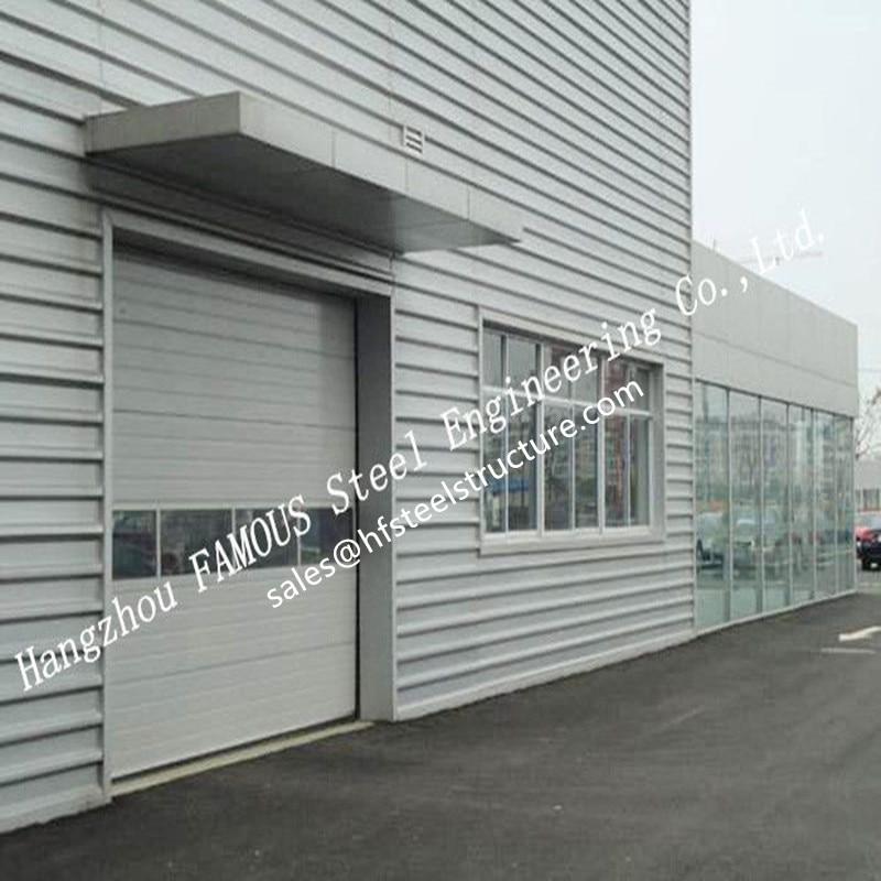Industrail Automatic High Speed PVC Plastic Fabric Doors Aluminum Alloy Electric Control Rolling Doors