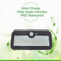 3 Modes LED Solar Light Lamp 46 LED 2835SMD IP65 Waterproof PIR Montion sensor LED Garden Light Outdoor lighting Wall lamp