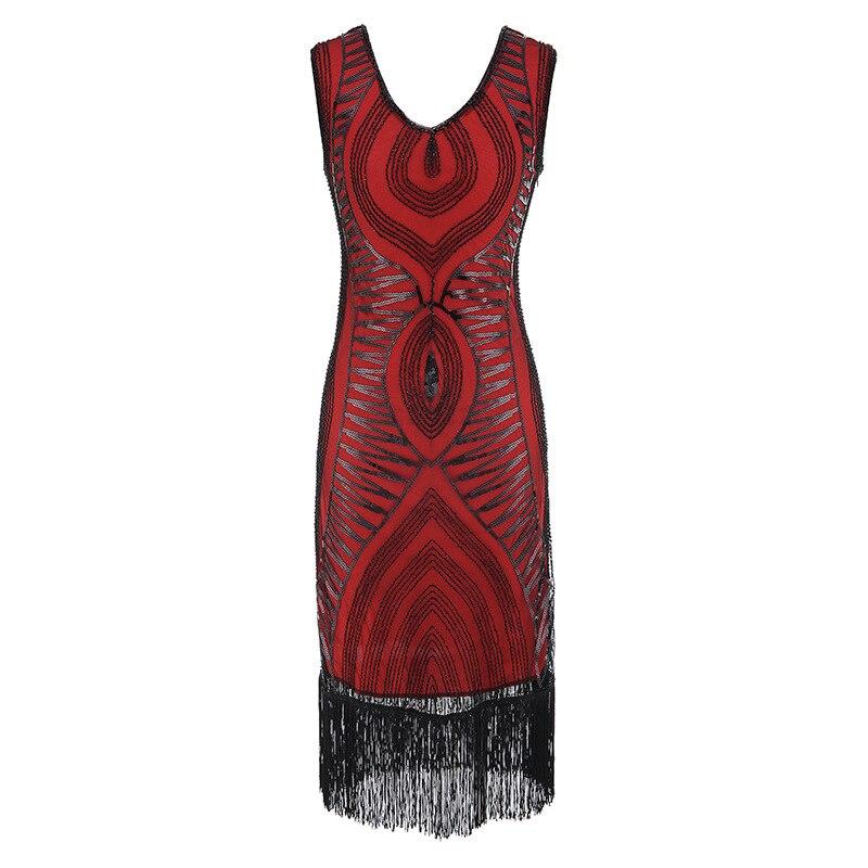 Sequins Latin Dance Dress Great Gatsby Dress Flapper Girls ...