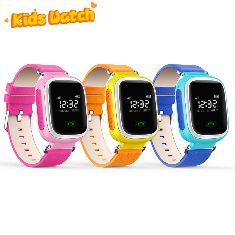 Children Smart Watch Q60 SOS Call Location Finder Locator Tracker for Kid Safe Anti Lost for iphone xiaomi phones pk Q50 Q90 Q80