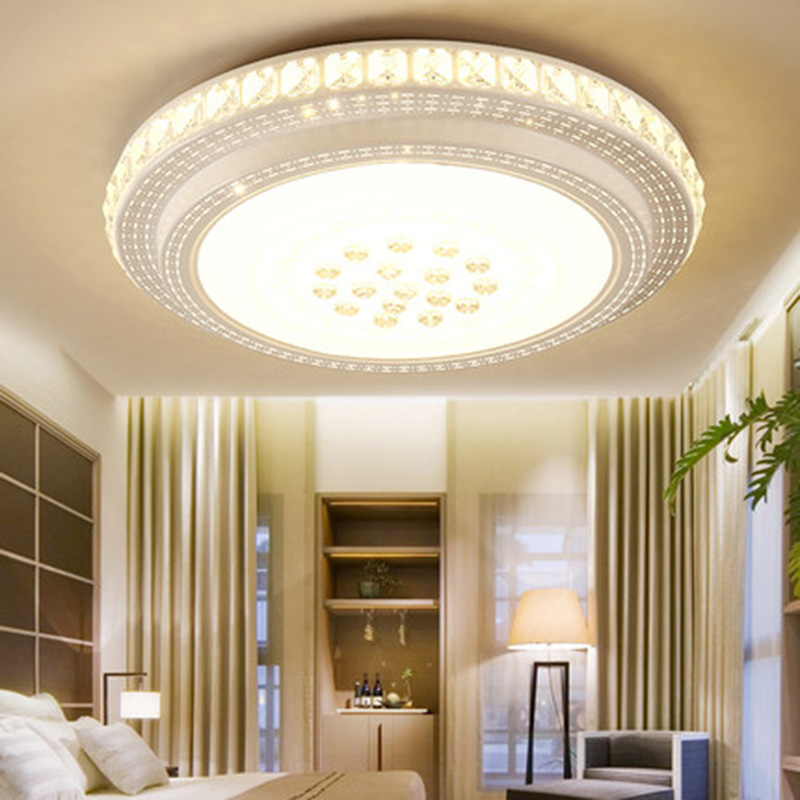 Modern LED Ceiling Light circle Iron Ceiling lamps living room balcony study room light Children's bedroom Corridor LED lighting st luce sl801 sl801 603 05