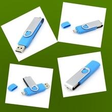 Smart Phone Tablet PC USB Flash Drive Pen Drive 8GB OTG External Storage Micro 64GB Usb