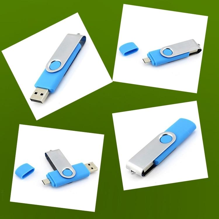 Smart Phone Tablet PC USB Flash Drive Pen Drive 8GB OTG font b External b font