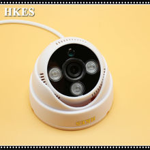 Security & Protection 3.6MM Fixed Lens 720P AHD Camera 10M Night Range CCTV Security Camera IR Cut
